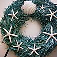 "~ Whimsical ""Mermaid"" Wreath~ $45.00"