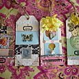 Assorted Tags  $3.50 SOLD