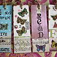More assorted bookmarks   $3.50 SOLD