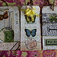 assorted bookmarks  $3.50 Sold